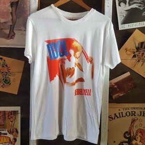 NWOT Billy Idol 1983 Rebel Yell Tour Tee